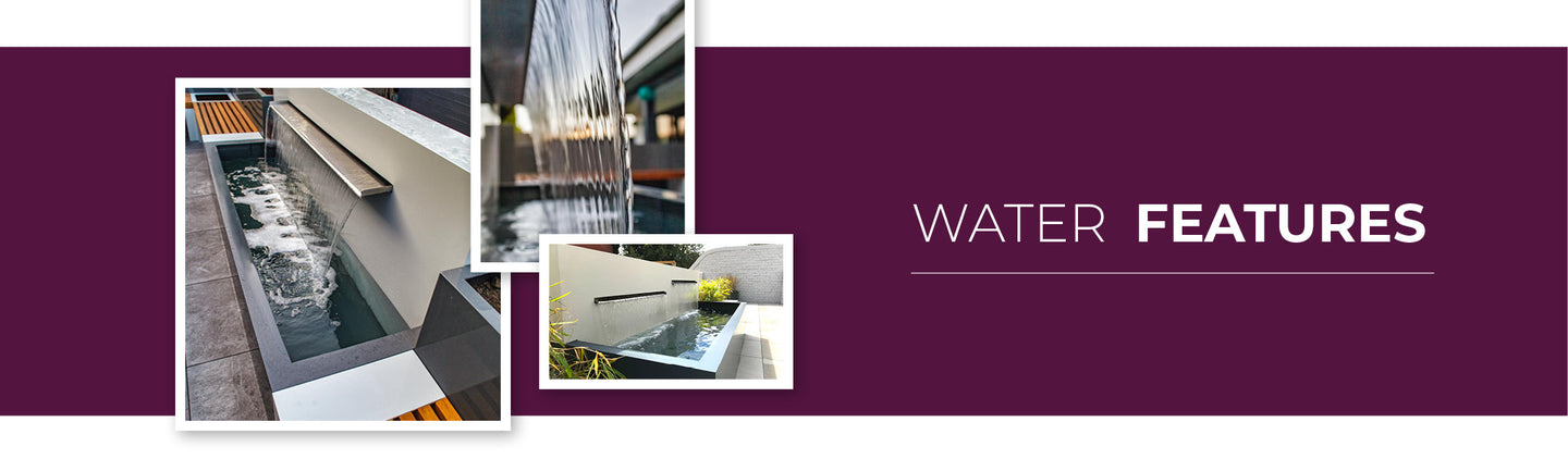 Made to Order Water Features from iGarden Vision - Contemporary Garden Installations