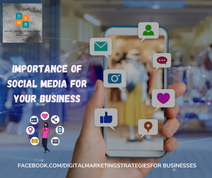 Importance Of Social Media For Your Business