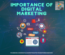Importance Of Digital Marketing In Today's Era
