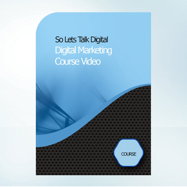 Digital Marketing Course Video