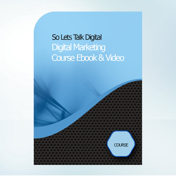 Digital Marketing Course Ebook & Video