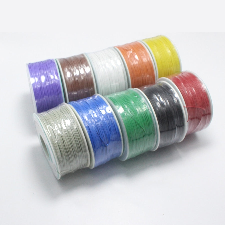 20 meters 30awg 0.56mm Electrical Wire
