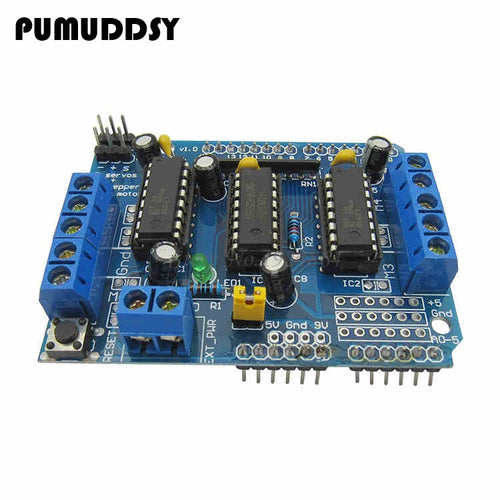 Arduino Motor Shield (L293D)