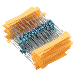 300 piece resistor pack 10x each value