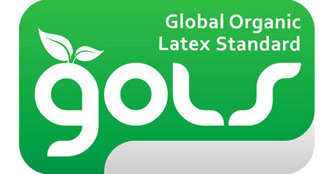 Organic Rubber Baby Toys GOLS Accreditation
