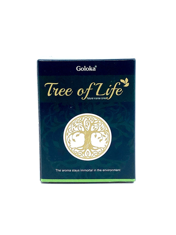 Tree of Life - Incense Cones (12 pack)