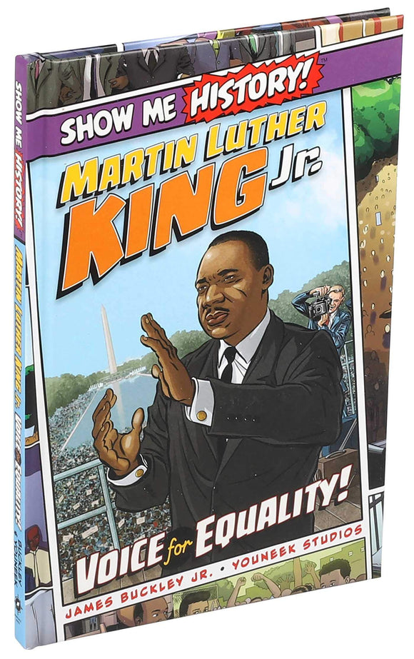 Show me History - Martin Luther King Jr.