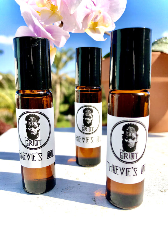 Thieves Oil - 10ml