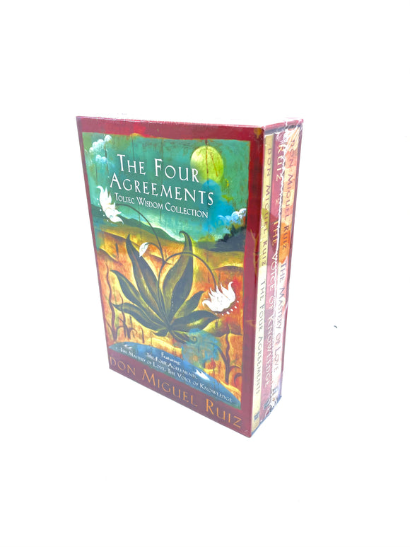 The Four Agreements - Toltec Wisdom Collection