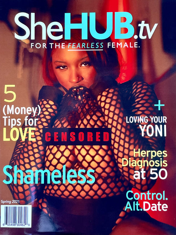 SheHub.tv - Magazine Spring 2021