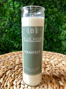 Manifest Intention Candle