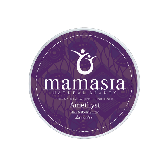 Shea Amethyst - Body Butter