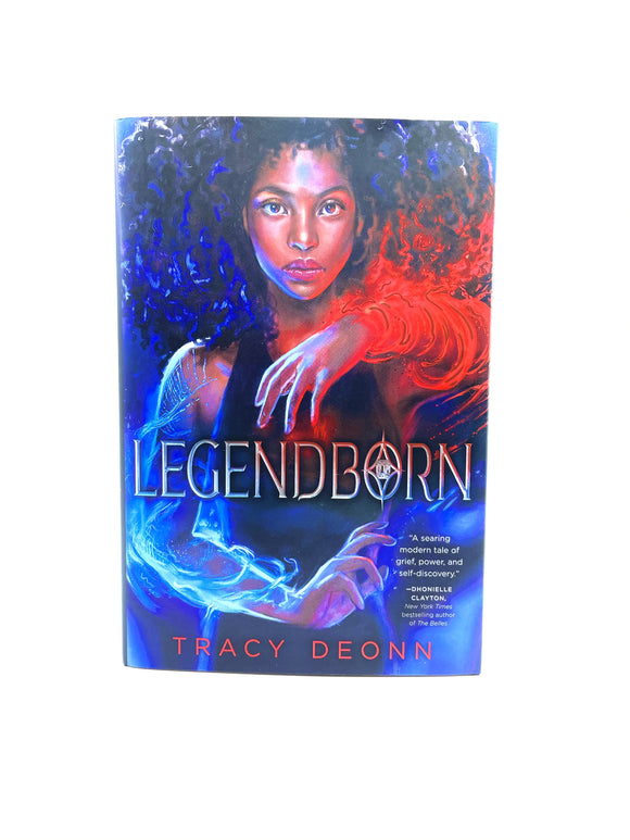 Legend Born (Hardback)