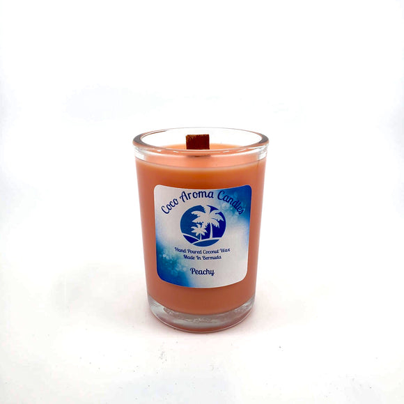 Coco Aroma Candles - Peachy