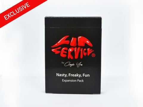 Black Card Revoked - Lip Service Expansion Pack