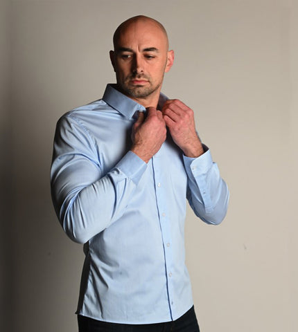 Competitor Series Dress Shirt - Blue