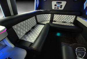 14 Passenger Mercedes-Benz Sprinter Party Bus - NY Wine Tours