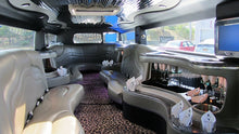 Load image into Gallery viewer, 18 Passenger H2 Hummer Limousine - NY Wine Tours