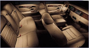 3 Passenger Lincoln Executive L-Series Town Car - NY Wine Tours