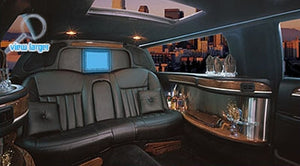 6 Passenger Lincoln Limousine - NY Wine Tours