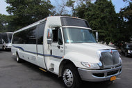 27 Passenger Krystal Party Bus - NY Wine Tours
