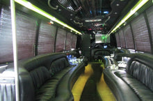 Load image into Gallery viewer, 27 Passenger Krystal Party Bus - NY Wine Tours
