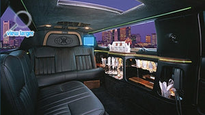 8 Passenger Lincoln Limousine - NY Wine Tours