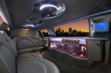 Load image into Gallery viewer, 10 Passenger Lincoln Limousine - NY Wine Tours