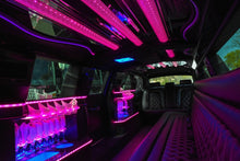 Load image into Gallery viewer, 15 Passenger Lincoln Continental Limousine - NY Wine Tours