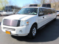 20 Passenger Ford Expedition Limousine - NY Wine Tours