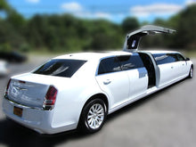 Load image into Gallery viewer, 13 Passenger Chrysler 300 Limousine - NY Wine Tours