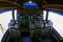 Load image into Gallery viewer, 10 Passenger Mercedes-Benz Sprinter Wheelchair Accessible Shuttle Bus - NY Wine Tours