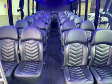 Load image into Gallery viewer, 28 Passenger Ford F-550 Luxury Shuttle Bus - NY Wine Tours
