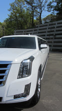 Load image into Gallery viewer, 21 Passenger Cadillac Escalade Limousine - NY Wine Tours