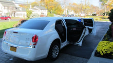 Load image into Gallery viewer, 12 Passenger Chrylser 300 Limousine - NY Wine Tours