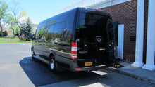 Load image into Gallery viewer, 14 Passenger Mercedes-Benz Sprinter Luxury Shuttle Bus - NY Wine Tours