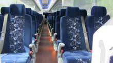 Load image into Gallery viewer, 56 Passenger Volvo Shuttle Bus - NY Wine Tours