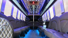 Load image into Gallery viewer, 33 Passenger Ford F550 Party Bus - NY Wine Tours