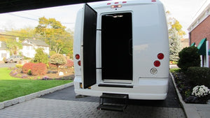 24 Passenger Executive Luxury Shuttle Bus - NY Wine Tours