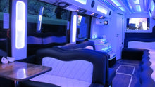 Load image into Gallery viewer, 60 Passenger Mercedes-Benz Setra Party Bus - NY Wine Tours