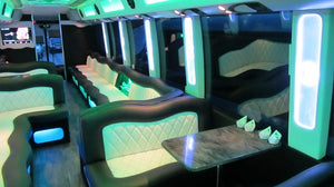 60 Passenger Mercedes-Benz Setra Party Bus - NY Wine Tours