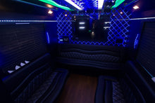 Load image into Gallery viewer, 39 Passenger Freightliner Party Bus - NY Wine Tours