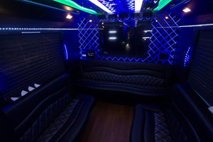39 Passenger Freightliner Party Bus - NY Wine Tours