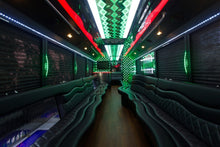 Load image into Gallery viewer, 37 Passenger Freightliner Party Bus - NY Wine Tours