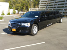 Load image into Gallery viewer, 11 Passenger Chrysler 300 Limousine - NY Wine Tours