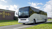 Load image into Gallery viewer, 50 Passenger Van Hool Executive Luxury Liner VIP Shuttle Bus - NY Wine Tours