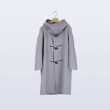 Toggle Calm Coat / GREY