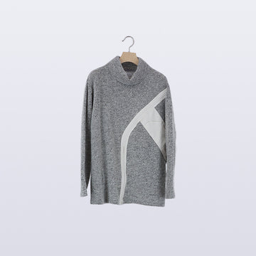 Molding Sweater / GREY