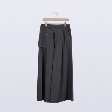 Organ Sway Pants / CHARCOAL