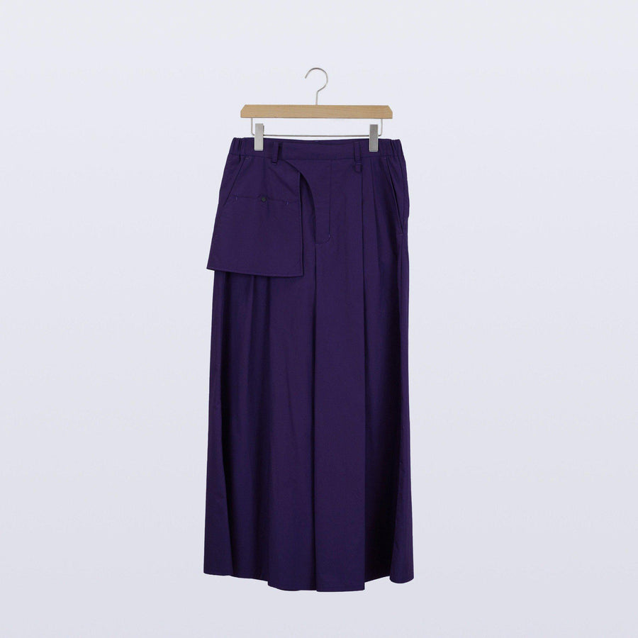 Organ Sway Pants / PURPLE